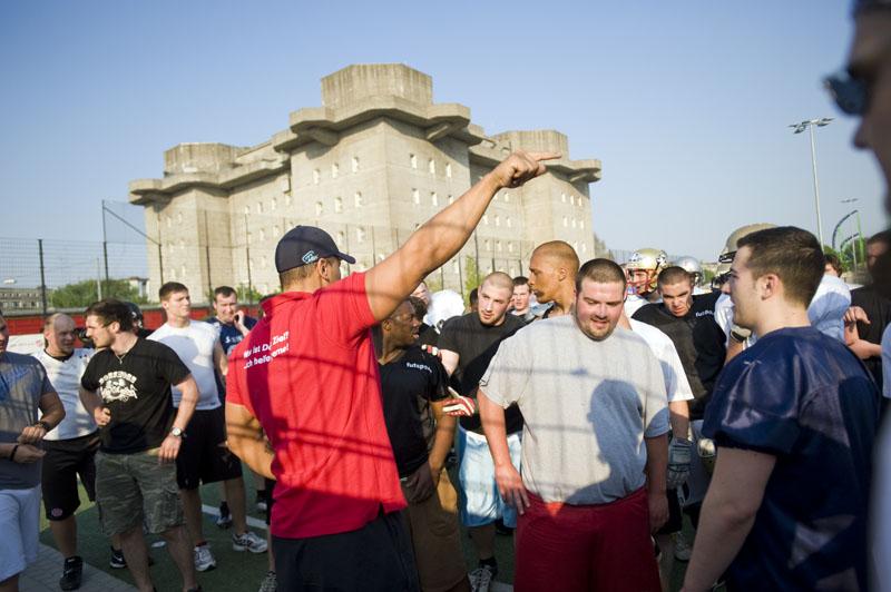 Sankt Pauli Buccaneers - American Football und Sozialprojekt (1/6)
